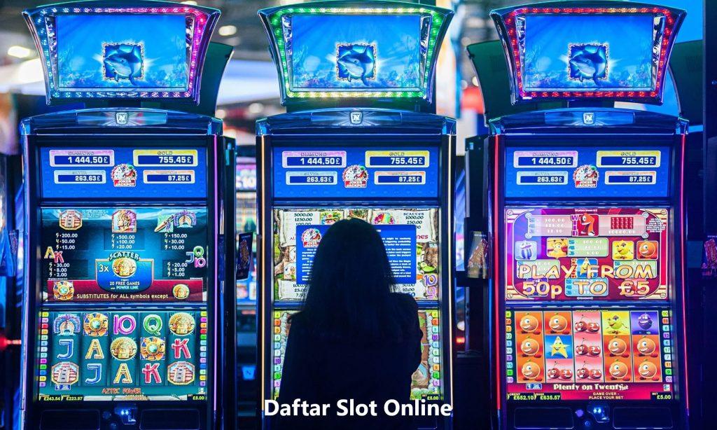 Daftar Situs Judi Slot Online Terpercaya Dengan Deposit Kecil