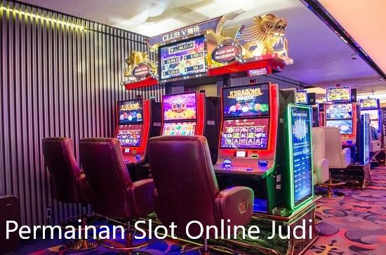 Perjudian Slot Online Terpercaya Deposit Murah Banget